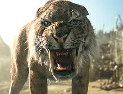 http://animalstime.com/saber-tooth-tiger-facts-saber-tooth-tiger-habitat-diet/