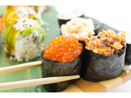 Gunkan: The Warship Sushi, One of a Kind Japanese Delicacy