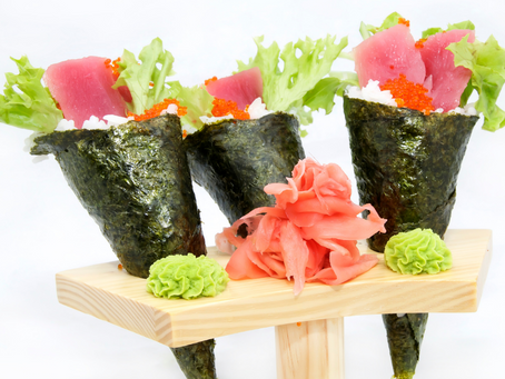 Where to Find Hassle-Free Hand-Held Sushi Here in Singapore?