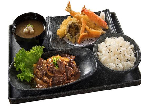 Make Your Tummy Full with Gozen, a Delicious Japanese Meal Set