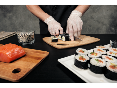 The Art of Sushi and Where to Learn It