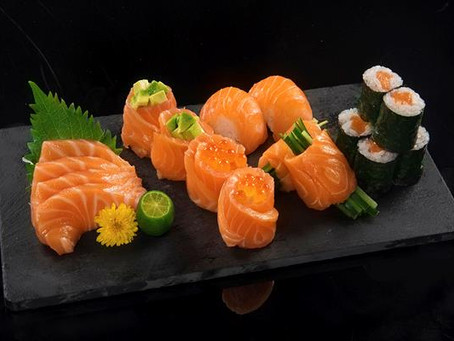 How to Order Various Kinds of Sushi in a Single Menu