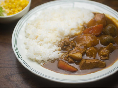 Japanese Beef Curry, Rich in Taste and History
