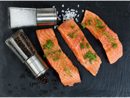 Why Most of Fresh Salmon You Ate is Not from Japan