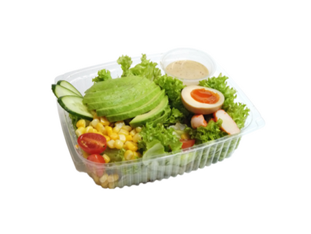 Battle The Pandemic by Eating Healthy Yet Tasty Japanese Salads