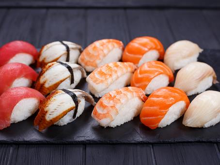 Nigiri Sushi: A Simple Bite-sized Delicacy