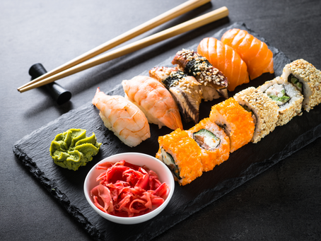 Enjoy The Number One Japanese Dish During The International Sushi Day