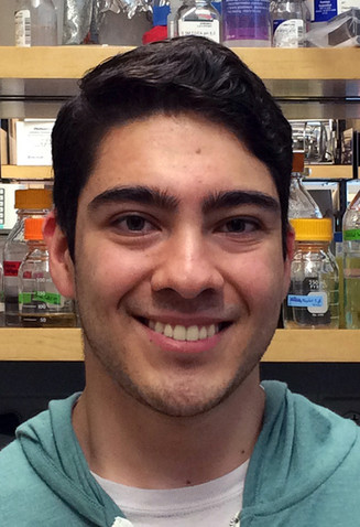Ph.D. candidate Alan Pacheco Wins HHMI Gilliam Fellowship