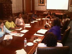 Board Meeting Borough Hall 2012