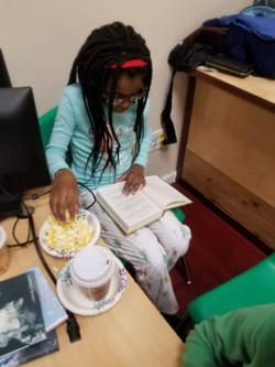 Reading Program 2018