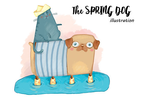 The Spring Dog
