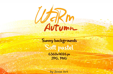 Warm Autumn - backgrounds