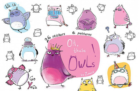 Oh, these owls!