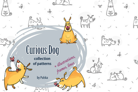 Curious Dog collection
