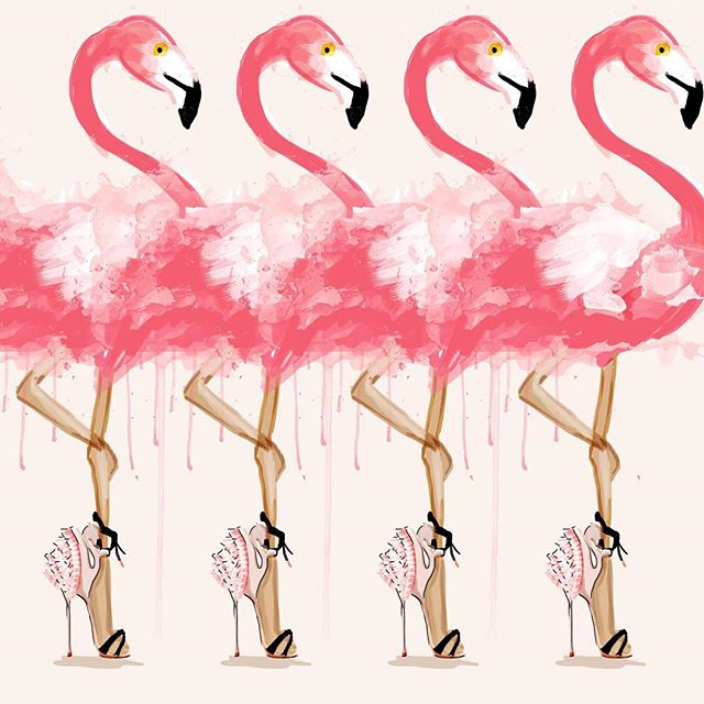'Cause we need a flamingo emoji!! Right, _sophiawebster _ 😉 #whattheflock #FlamingoEmojiPetition #d