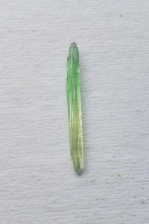 Native Hiddenite Crystal Specimen