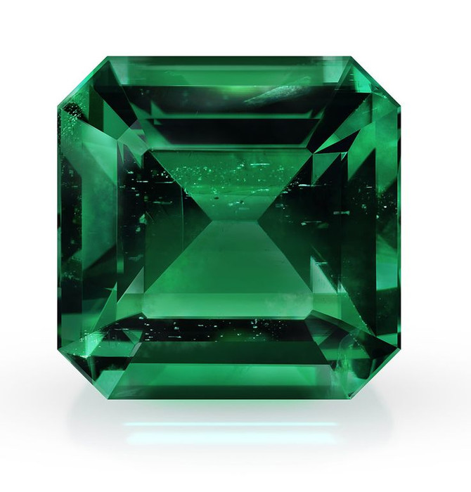 Cuttin' Up with Drew - A Beryl of Monkeys: Tips & Tricks for Faceting Emeralds