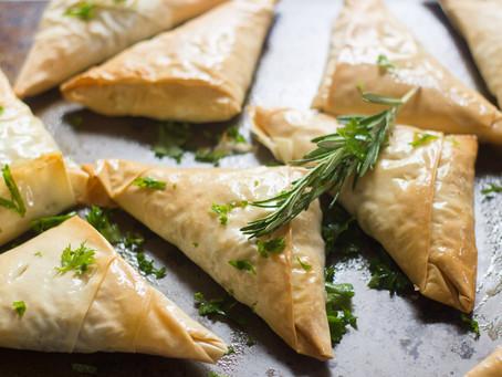 Savoury Lentil Pastries | Breakfast |Snack