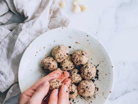 Homemade CBD Bliss Balls | CBD Recipes