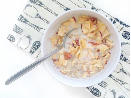Apple Cinnamon Cereal | Breakfast