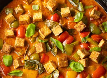 Panang Tofu   Dinner