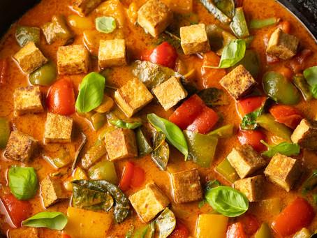Panang Tofu | Dinner
