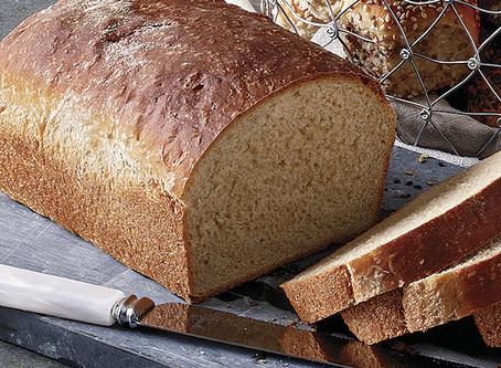 Whole Wheat Sandwich Bread | Snack