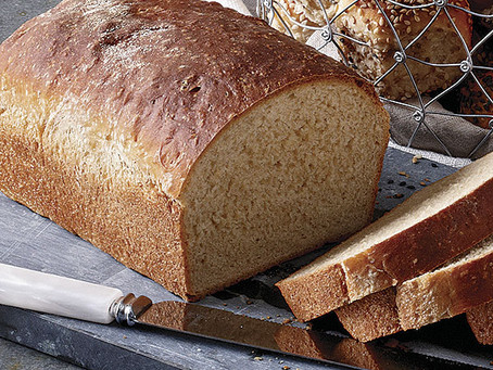 Whole Wheat Sandwich Bread | Snack