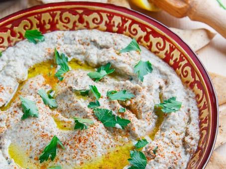Baba Ghanoush | Snack