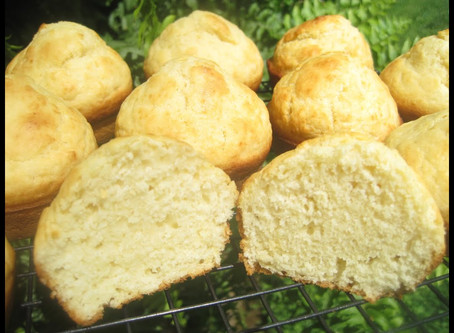 Barbadian Muffins | Snack