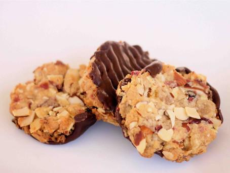Coconut Florentines | Snack