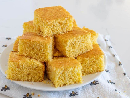 Easy Bake Cornbread | Dinner