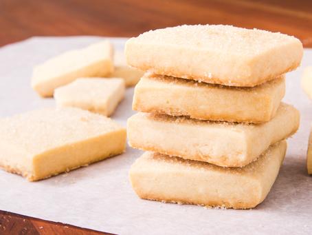 Shortbread Cookies | Snack