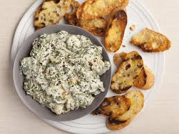 Warm Spinach And Artichoke Dip | Snack
