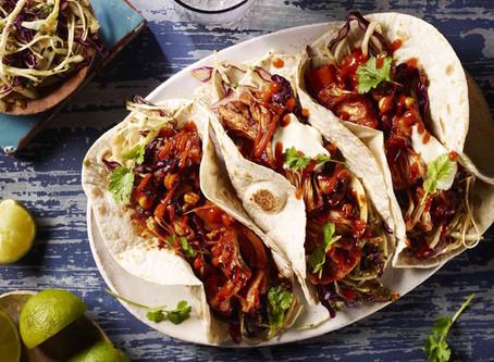 Pulled' Jackfruit Tacos   Dinner