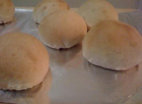 Easy Bake Salt Bread | Snack