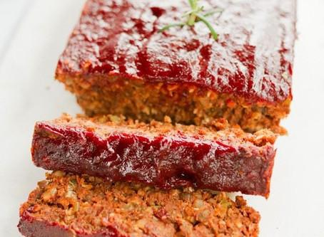 Herbed Lentil Loaf | Snack