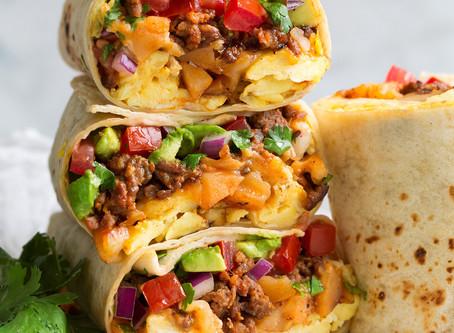 Breakfast Burrito | Breakfast