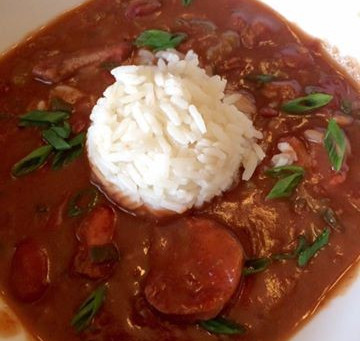 Red Bean Gumbo | Lunch