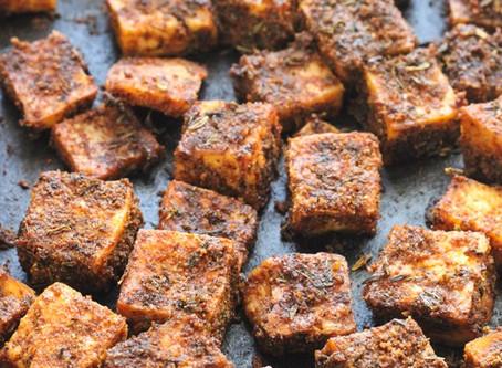 Blackened Tofu | Snack