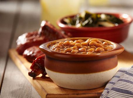 Maple Baked Beans   Dinner