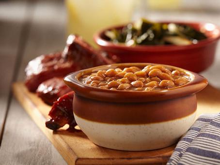 Maple Baked Beans | Dinner