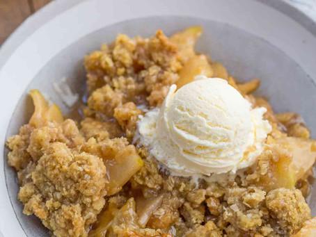 Apple Crisp | Dessert