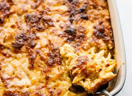 Baked Butternut Squash Mac & Cheezy   Dinner
