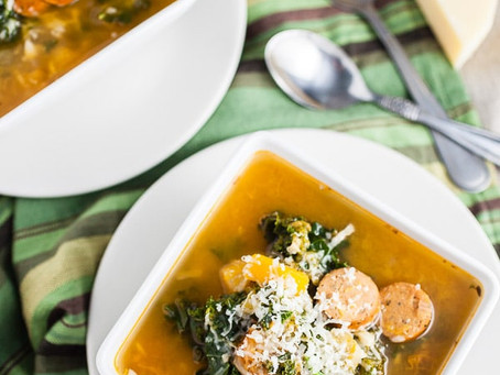 Crockpot Callaloo Soup | Lunch