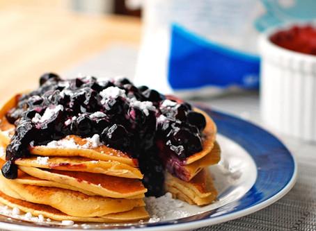 Blueberry Sauce | Breakfast