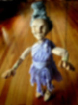 Persephone, Photo assistance Puppetcraft