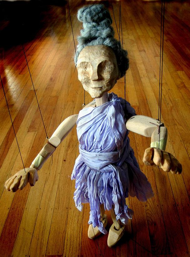 Persephone, Photo assistance Puppetcraft