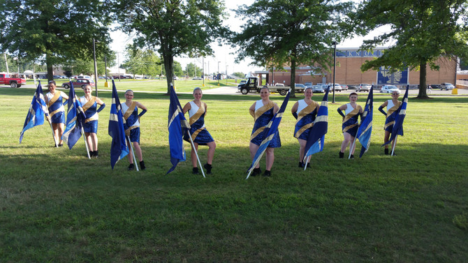 What's Happening in Colorguard?