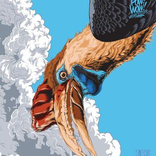 Pow Wow Hornbill